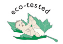 "eco-tested - Die Produkte der AMAZONAS Baby World sind mit dem ""eco-tested"