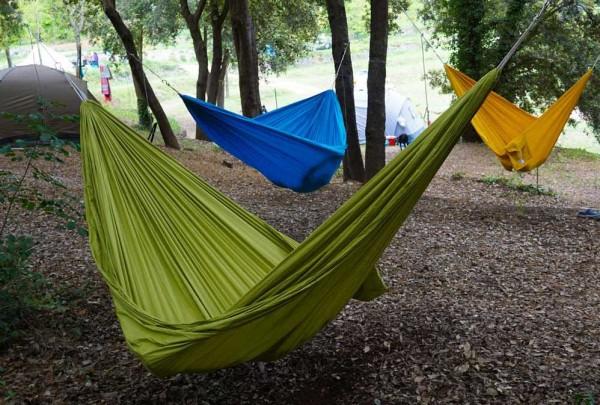 Bio Reisehängematte Camino M forestal