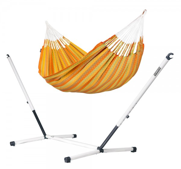 Hammock Set Nautico and Carolina citrus