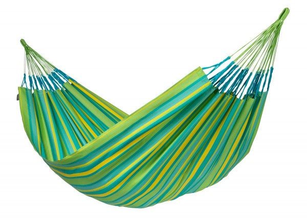 Outdoor Family Hammock Brisa Lime weatherproof