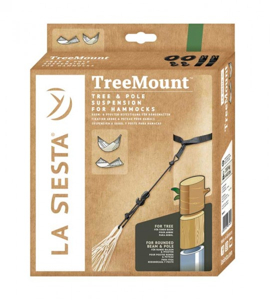 Befestigungsset für Hängematten TreeMount