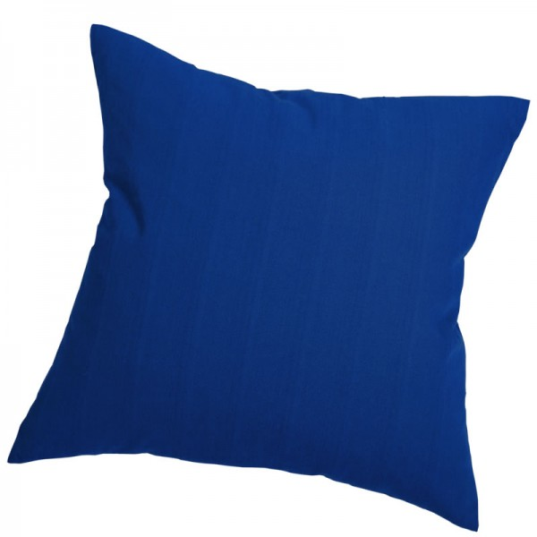 Kissen-Blau