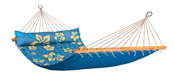 Double Hammock with spreader bars HAWAII pacific