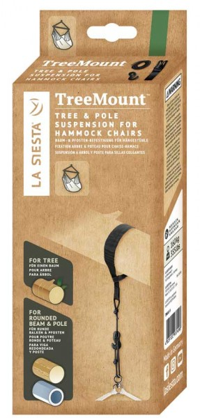 Befestigungsset für Hängesessel TreeMount
