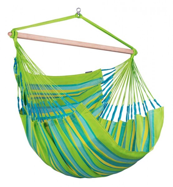Hammock Chair Lounger Domingo Lime