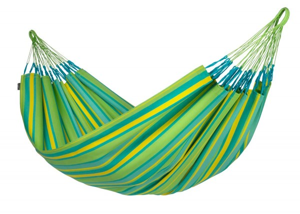 Double Hammock Brisa Lime weatherproof