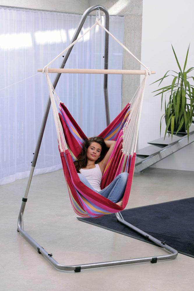 amazonas h ngesitz h ngesessel gestell luna abhaengen. Black Bedroom Furniture Sets. Home Design Ideas