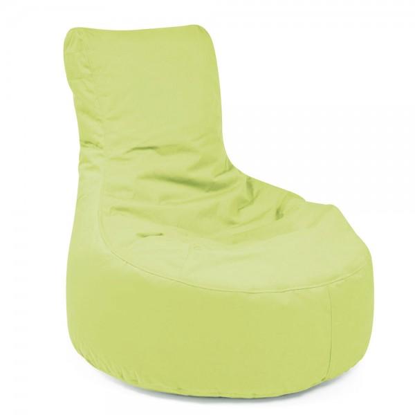 Outbag Beanbag Slope Plus lime