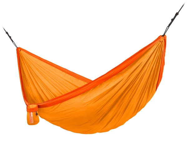 Single Travel Hammock Colibri Sunrise with Suspension