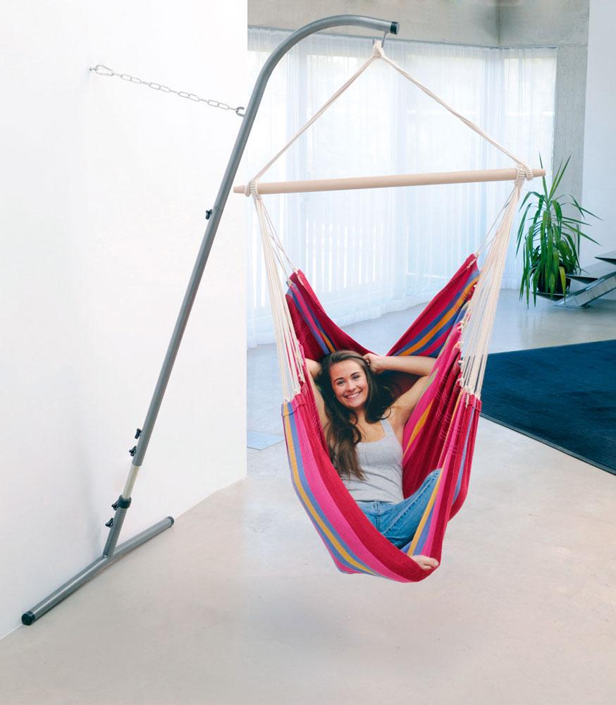 amazonas h ngesessel h ngesitz gestell palmera abhaengen. Black Bedroom Furniture Sets. Home Design Ideas