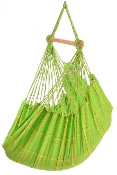 Organic Hammock Chair Sonho lind green
