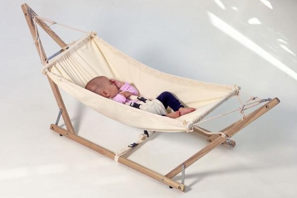 Amazonas Babyhangematte Und Gestell Koala Baby Set Abhaengen
