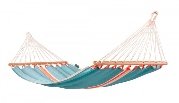 Single Hammock with spreader bars FRUTA curacao