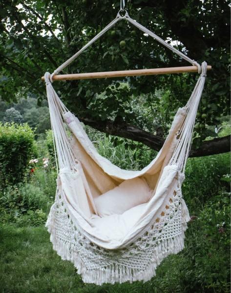 Organic Hammock Chair Linjo Natura